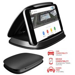 Soporte celular Auto samsung iphone universal ISMGM504E