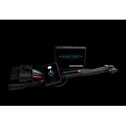 Potenciacion aceleracion economiza Audi Chip faaftech FT-SP18