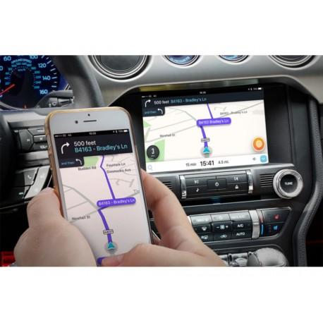 Interface de video entrada HDMI y camaras Audi Q3 ADVM-AU3
