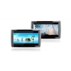Reproductor DVD con clip para aporyacabeza HD pantalla 10'' MRHA1001T
