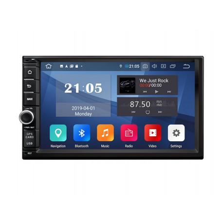 """Estéreo Eonon Android Pantalla 10.1"""" 2 Din Gps Bluetooth GA2175"""