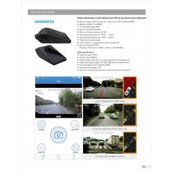 Camara Con Grabacion Y Asistencia Avanzada ADAS0012