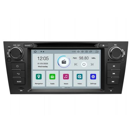 Estereo Android 9'' BMW E46 3 Series Gps Bluetooth GA9150KW