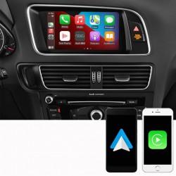 Interface Video Carplay Android Auto Audi A4 A5 Q5 2009-2015 CPI-AD-SYM
