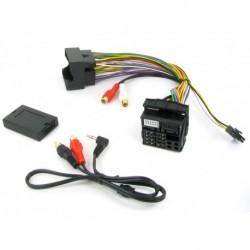 Interface entrada auxiliar Peugeot/Citroen VPGX011