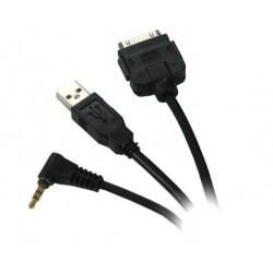 Cable para conectar iPod a Estéreo Pioneer